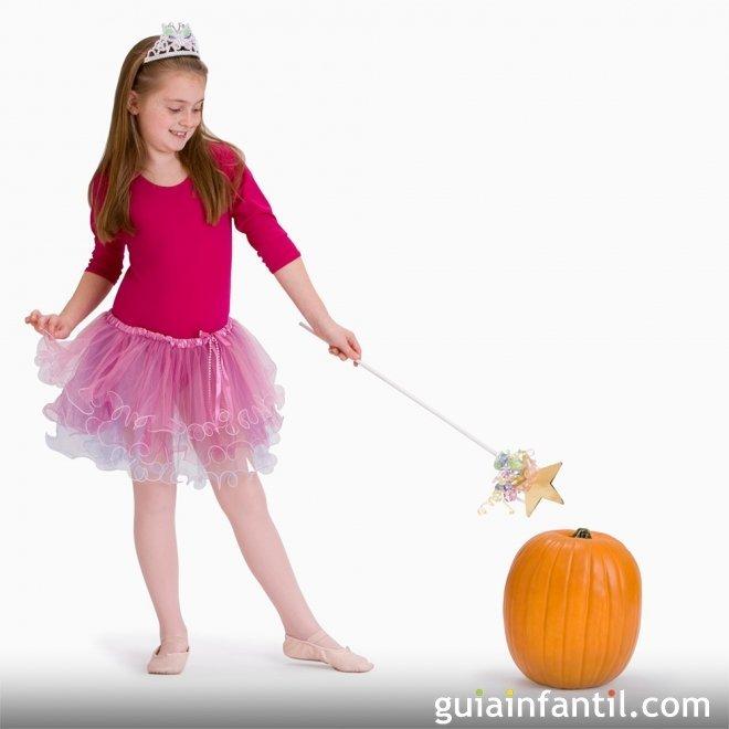 Disfraz de Hada para niños en Halloween