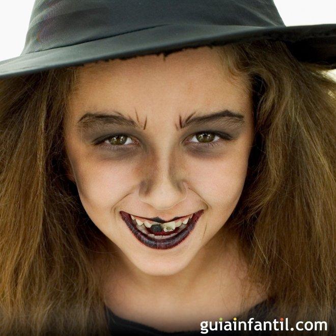 maquillaje de bruja para halloween ideas de maquillaje