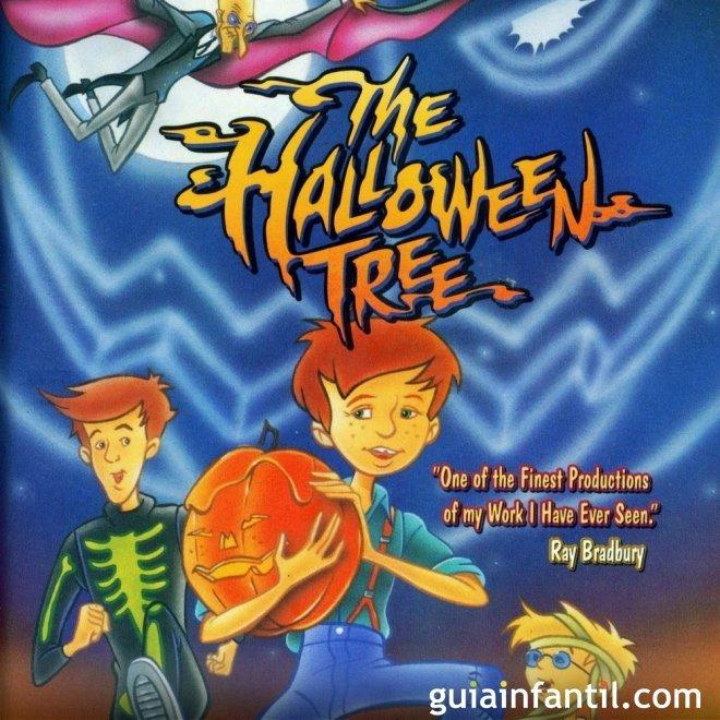 The Halloween Tree o el Árbol de Halloween