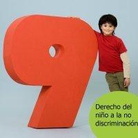 Los niños tienen derecho a no ser discriminados