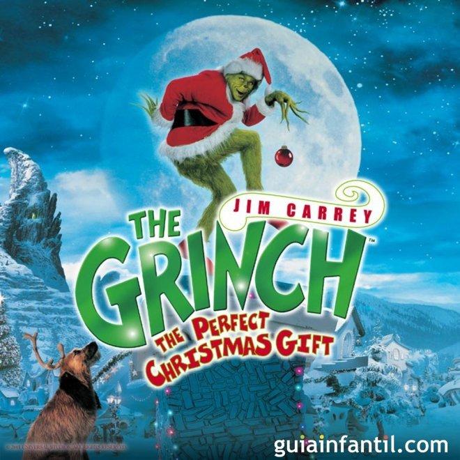 Grinch robó la Navidad. Película para niños