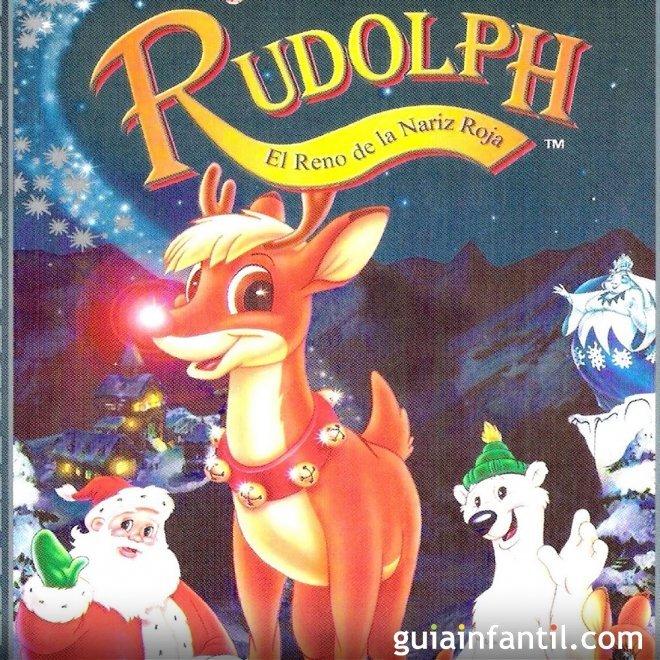 Rudolf, el reno de la nariz roja. Película para niños