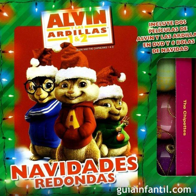 Alvin y las ardillas, Navidades redondas