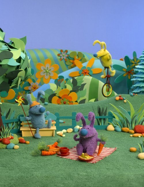 La nueva serie de Playhouse Disney, Bunnytown