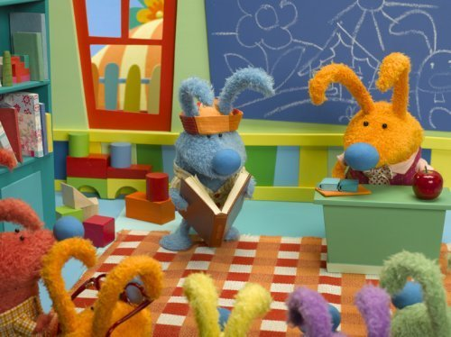 Serie infantil  Bunnytown  de Playhouse Disney