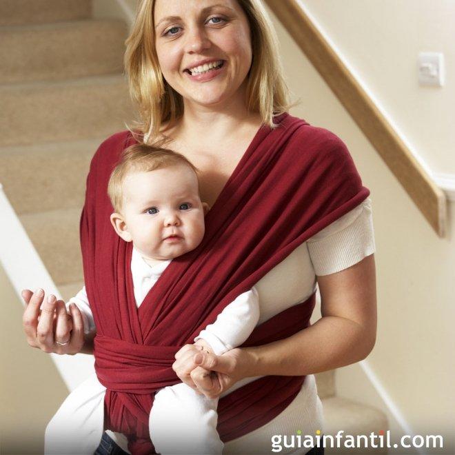Fulares. Seguridad y comodidad para el bebé