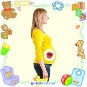 Tu bebé en con frutas y verduras. Cuarto mes de embarazo