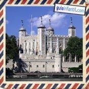 Torre de Londres. Viajar a Londres con los niños