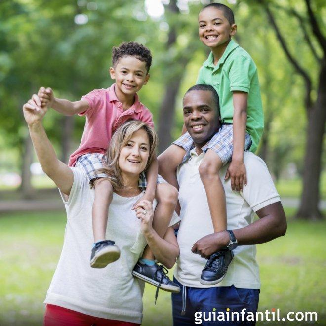 Derecho de los niños a tener una familia