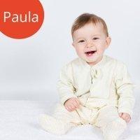 Los nombres de niñas más populares. Paula