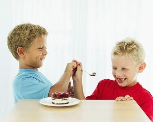 Inculcar a los niños la bondad