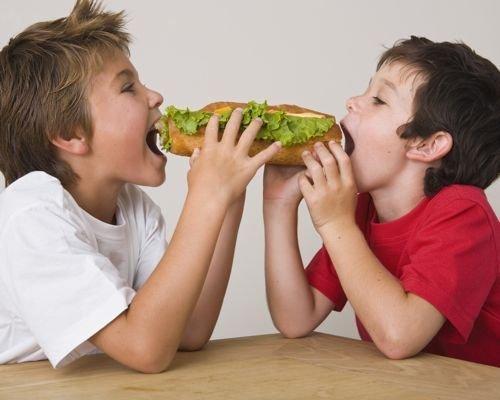 Enseñar generosidad a los niños