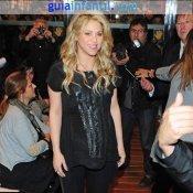 La moda de Shakira embarazada