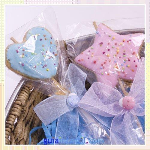 Galletas decoradas como recordatorio de un bautizo ideas - Que regalar en un bautizo ...