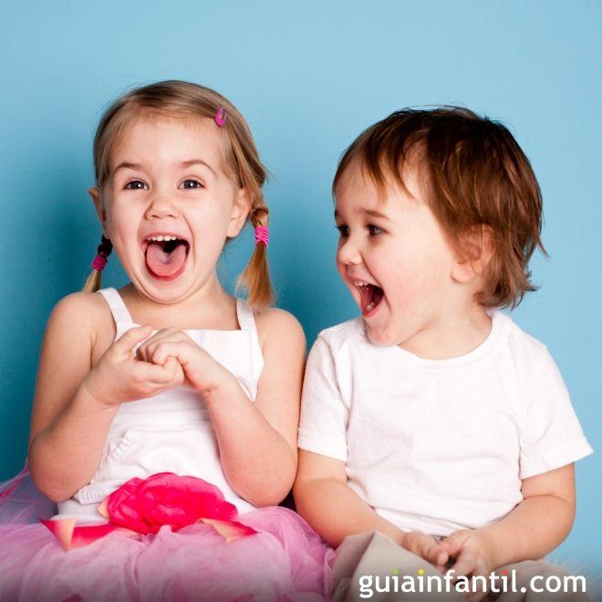 5- Diferencias de sexo entre un niño y una niña