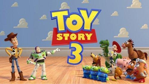 Los personajes de Toy Story 3