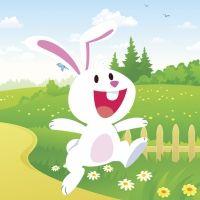 Un conejo en la vía. Cuento sobre la compasión