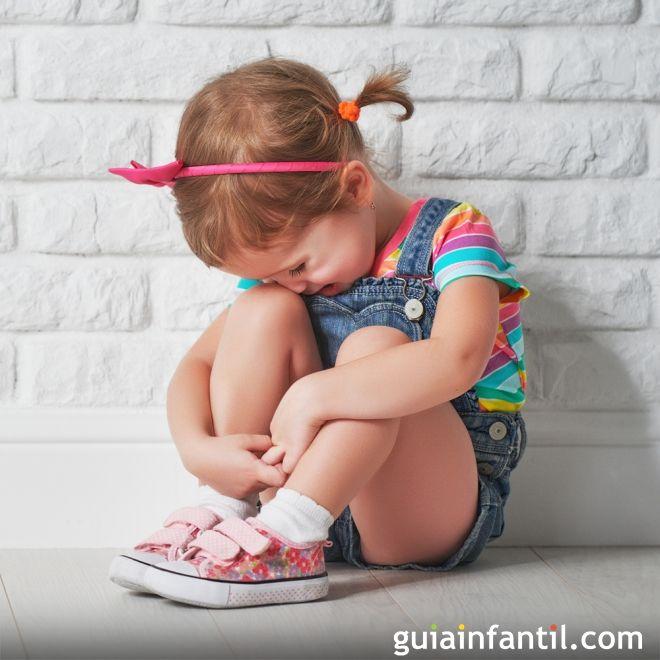 El cansancio, causa de los berrinches infantiles