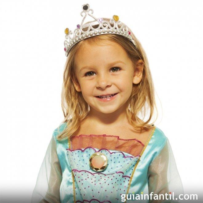 Disfraz de princesa para niñas