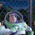 Woody y Buzz Lightyear en Toy Story 3