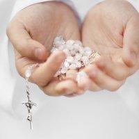 Pulseras, medalla o rosario de Primera Comunión