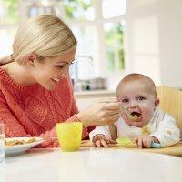 4- Alimentarás a tu hijo adecuadamente