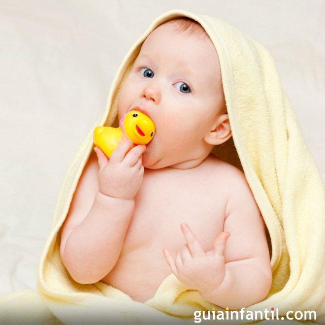 Baño Infeccion Urinaria:Nuestros Bebes Lista De Cosas Para El Bebe