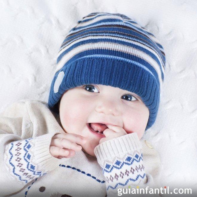 Ropa abrigada para el recién nacido