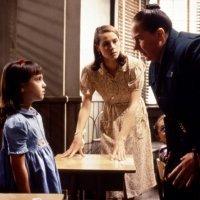 Matilda. Películas con profesores