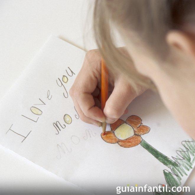 Un dibujo para mamá