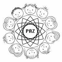 Dibujo de la paz con los niños