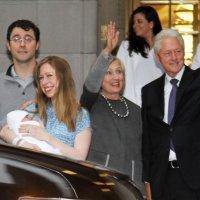 El nombre de la nieta de Bill Clinton es Mabel