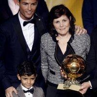 Cristiano es el nombre del hijo de Cristiano Ronaldo