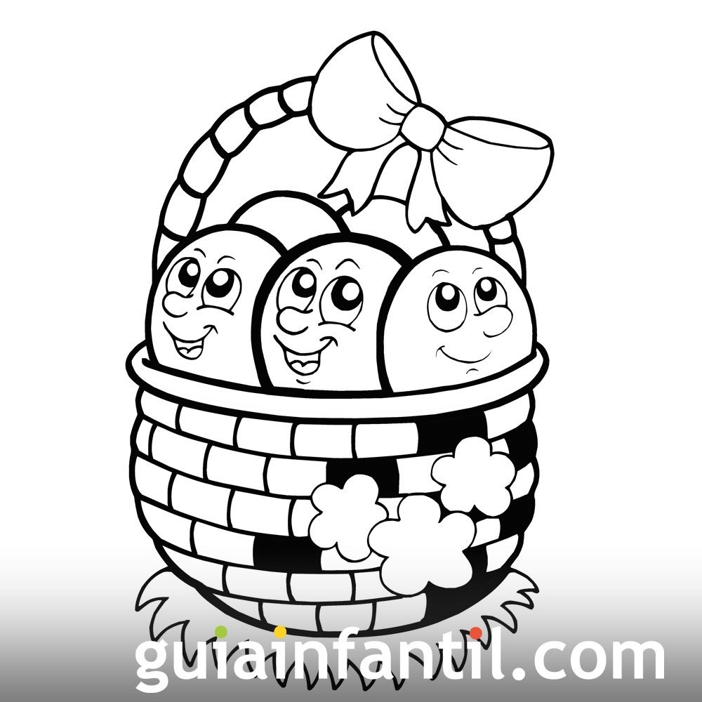 Decorar Huevos Pascua Ni Ef Bf Bdos