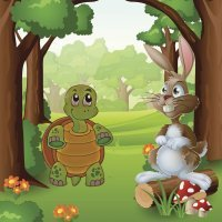 La liebre y la tortuga. Capítulo 2