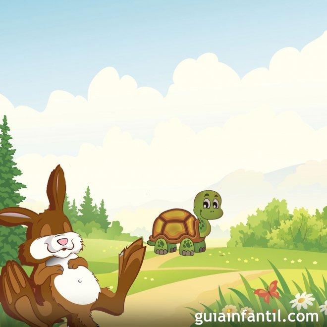 La liebre y la tortuga. Capítulo 4