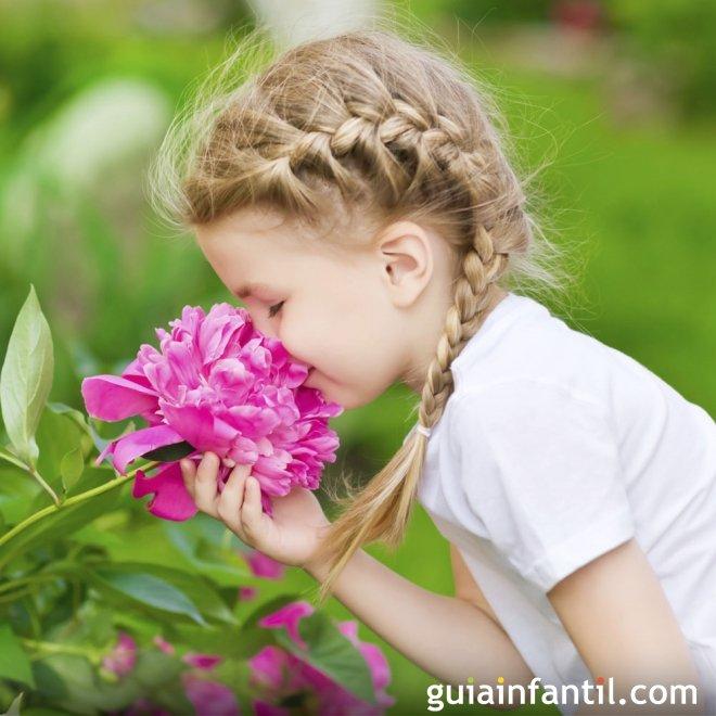 El respeto de los niños por la naturaleza