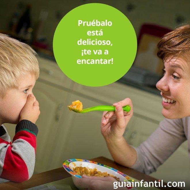 Mentiras de madre: pruébalo, está delicioso