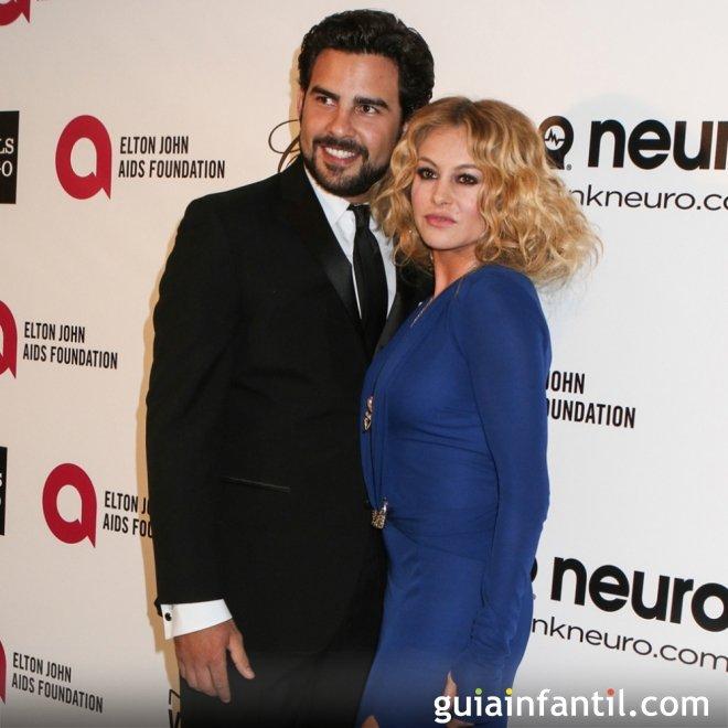 Paulina Rubio y Gerardo Bazúa, padres en el 2016