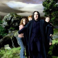 Harry Potter y el profesor Snape