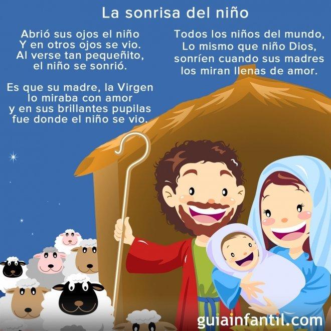 La sonrisa del niño. Poesía navideña