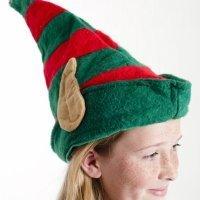 Disfraz de elfa con orejas picudas