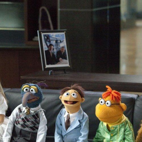 The Muppets Los Teleñecos La Rana Gustavo Triki El: Reunión De Lo Muppets En La Película
