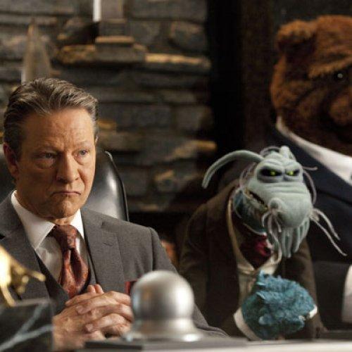 The Muppets Los Teleñecos La Rana Gustavo Triki El: Los Malos De La Película Los Muppets