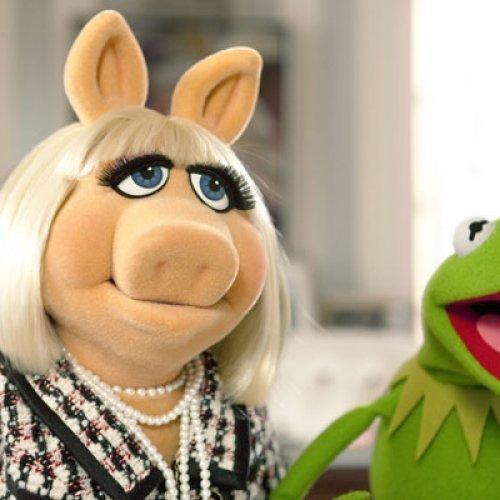 The Muppets Los Teleñecos La Rana Gustavo Triki El: Gustavo Y Peggy, Los Grandes Protagonistas