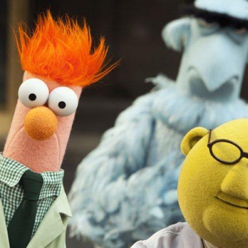 Los Muppets, foto de la película