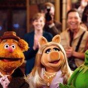 Ya están aquí, con todos ustedes los Muppets