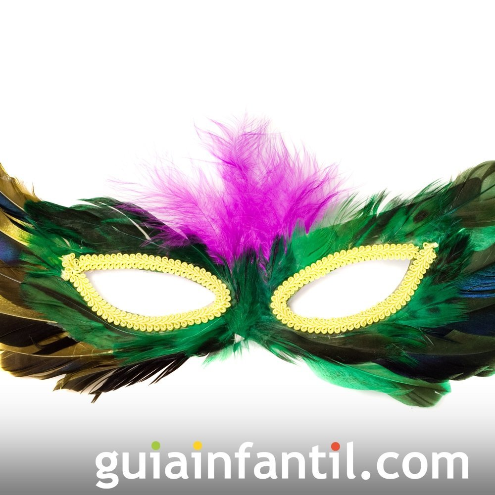Pics Photos - Manualidades Con Nios Antifaces Para Carnaval Pictures