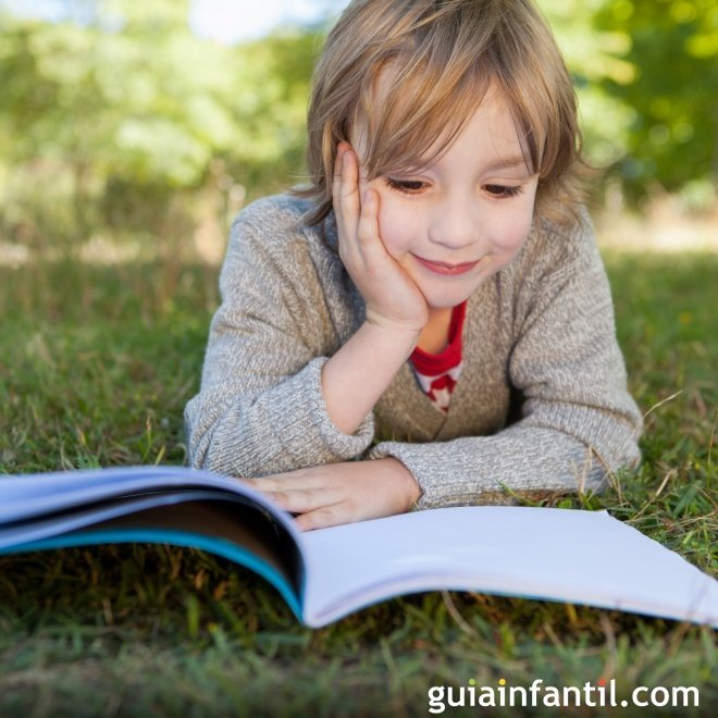 Jugar a leer o escuchar un cuento
