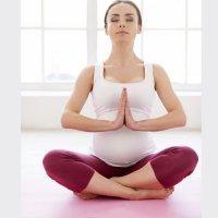 El yoga durante el embarazo